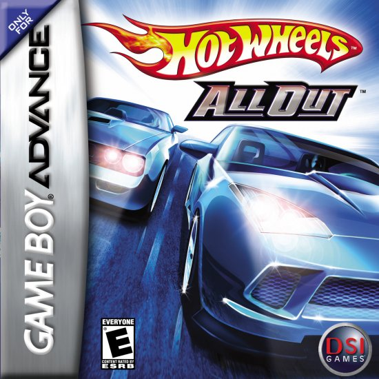HOT WHEELS WRLD CHALLENGE GBA