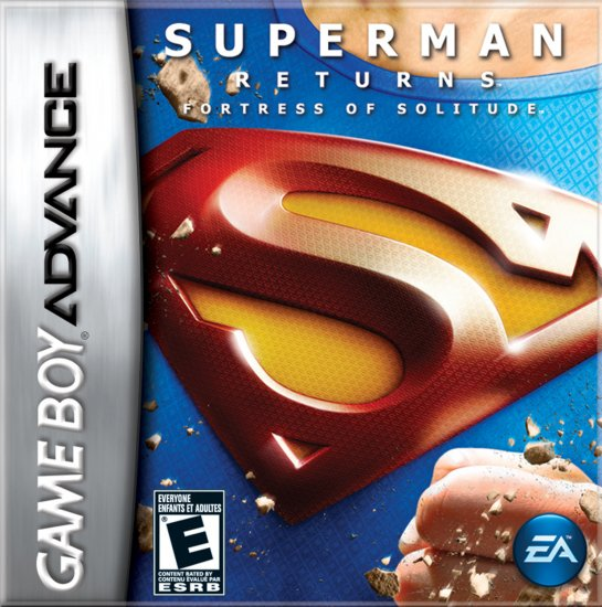 SUPERMAN RETURNS (GBA)