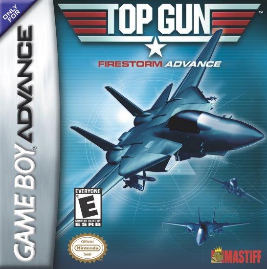 Top Gun Firestorm - GBA