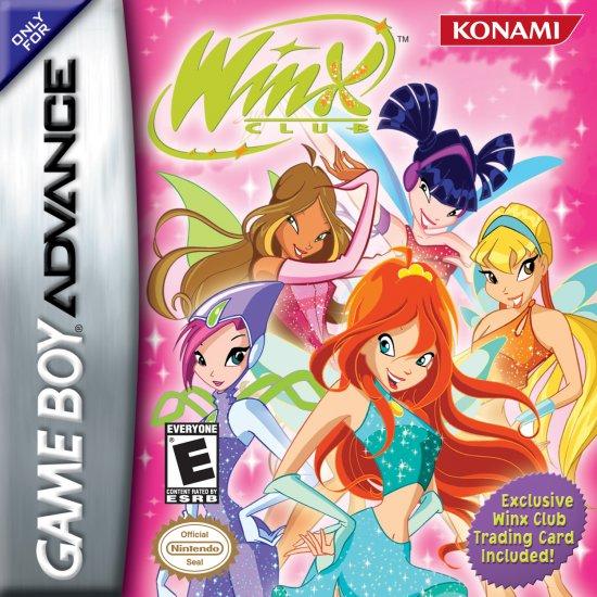 WINX CLUB GBA