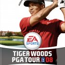 PS2-TIGER WOOD PGA TOUR 08