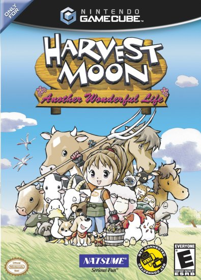Harvest Moon Another Wonderful