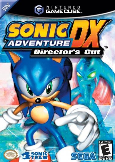 Sonic Adventure DX - Directors Cut - GC