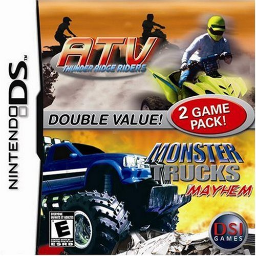 ATV THUNDER RIDERS MTRUCKS NDS