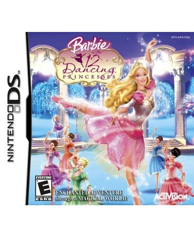 BARBIE IN THE 12 DANCING NDS