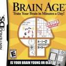 Brain Age: Train Your Brain