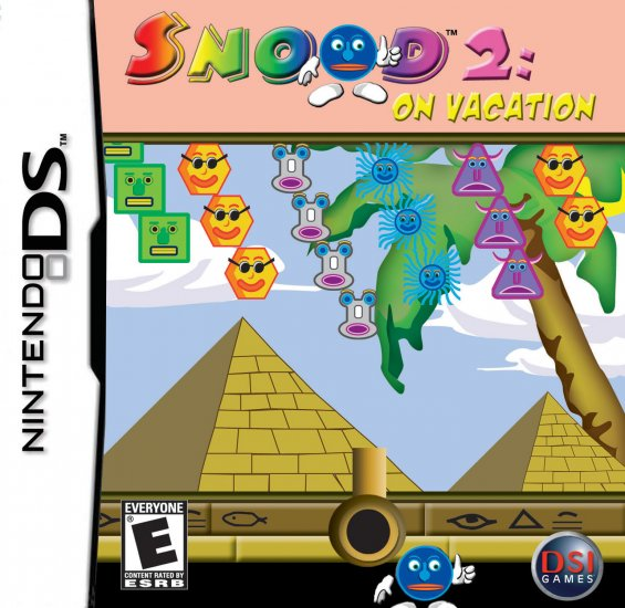 DS-SNOOD 2: LOST IN SNOODVILLE