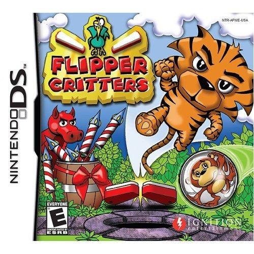FLIPPER CRITTERS NDS