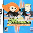 KIM POSSIBLE 4 KIMMUNICATR NDS