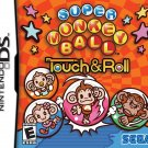 MONKEY BALL TOUCH NDS