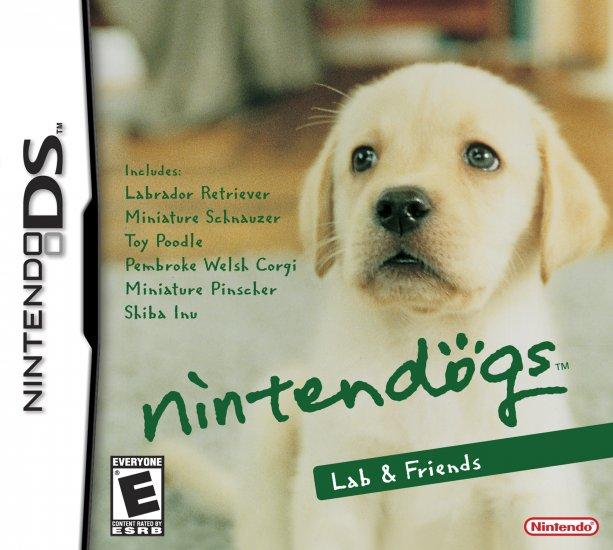 Nintendogs Labrador Retriever