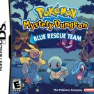 Pokemon MD: Blue Rescue Team