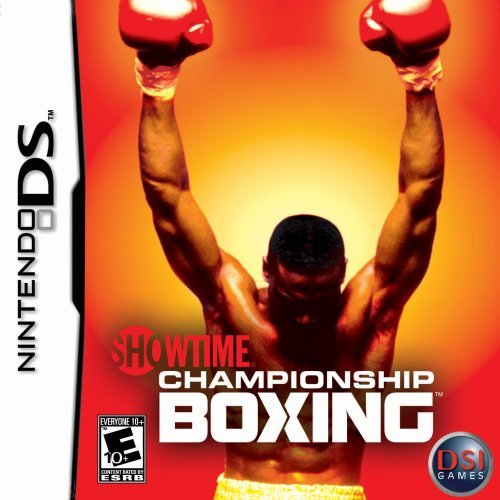 SHOWTIME CHAMPSHP BOXING NDS