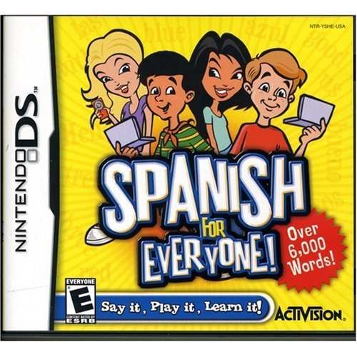 SPANISH FOR EVERYONE NDS