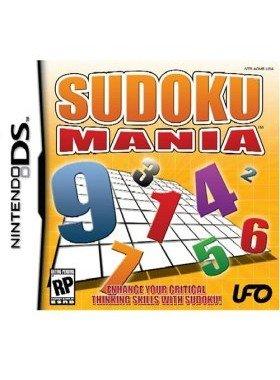 SUDOKU MANIA NDS