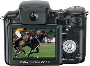 Kodak 1699511 7.1 Megapixel Easyshare Z712 Is Zoom Digital Camera
