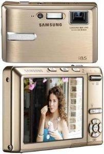 8.2 Mp Digital Camera Gold
