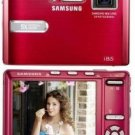 8.2 Mp Digital Camera Red
