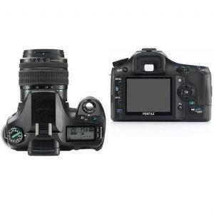 10.2 Mp K200d Lens Kit