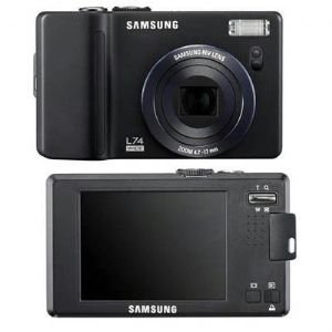 7.2 Mp Digital Camera