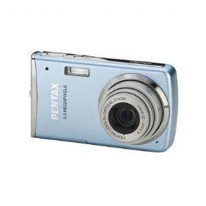 8mp Optio M50 Camera Blue