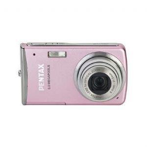 8mp Optio M50 Camera Pink