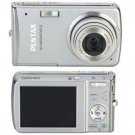 8mp Optio M50 Camera Silver