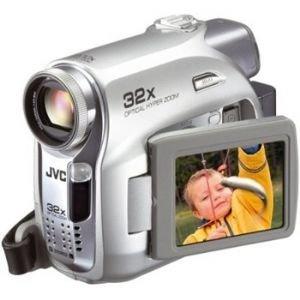 Jvc Gr-D372 High-Band Digital Video Camera 32x Optical Zoom/800x Digital Zoom