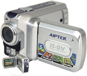 Aiptek Dv5700 5.0 Megapixel Pocket Digital Camcorder