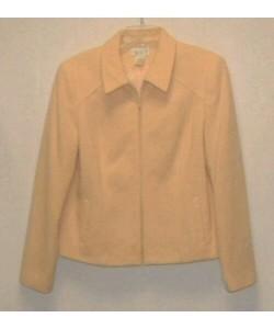 Womens Cashmere Blend Jacket Size 10