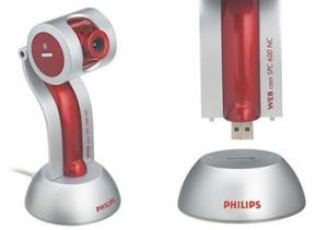 Philips Spc600nc Gaming Webcam With Usb Device