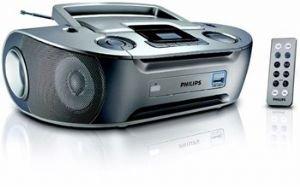 Philips Az1836 Cd Soundmachine Mp3 Boombox