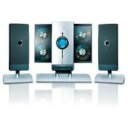 Jwin Jx-Cd8700 4 Cd And Mp3 Cd Vertical Loading Hi-Fi System