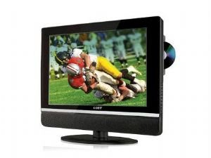 19 In Tft Lcd Tv/w/ Side Loading Dvd