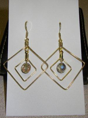 Dimond Shape  Earrings