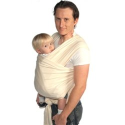 New Moby Select Organic Baby Wrap Carrier