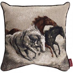 Horses - Freedom Pillow