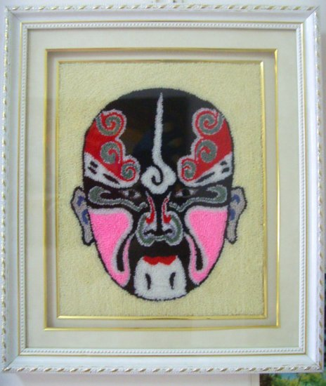 Facebook of Peking Opera Handmade only
