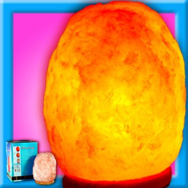 Special Quality Romantic Salt Lamp Therapeutic Medium Size