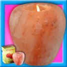 VAS SHAPE Himalayas Rock Salt Tea Light Feel Better