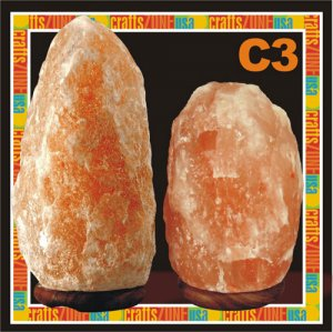 Himalayan Salt Table Lamps - C3
