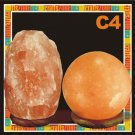 Himalayan Salt Table Lamps - C4