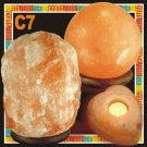 Himalayan Salt Table Lamp - Tealight - C7