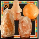 Himalayan Salt Table Lamps - C9