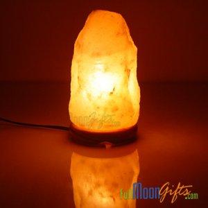 Himalayan Salt Table Lamps 4~6 Lbs