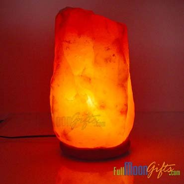 New Premium Quality Himalayan Salt Table Lamps 20~24 Lbs