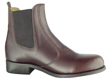 SA Jodhpur ankle horse riding boots English jods BK 8.5