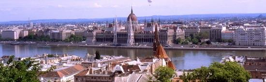 4 Hours - BUDAPEST City - Tour / Departure-July 15,2008 /