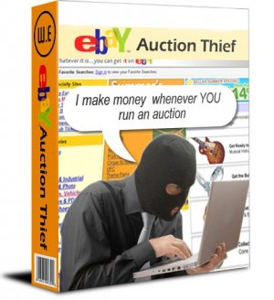 Make Money From Other Peoples eBay Auctions Auction Thief