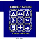 Pack 630 T-Shirt, Adult Large